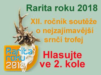 Rarita roku 2018 - 2.kolo