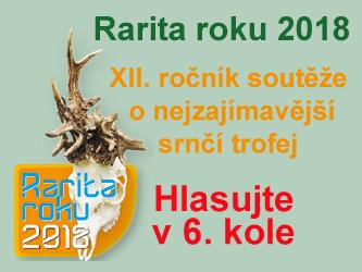 Rarita roku 2018 - 6.kolo