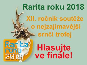 Rarita roku 2018 - velké finále