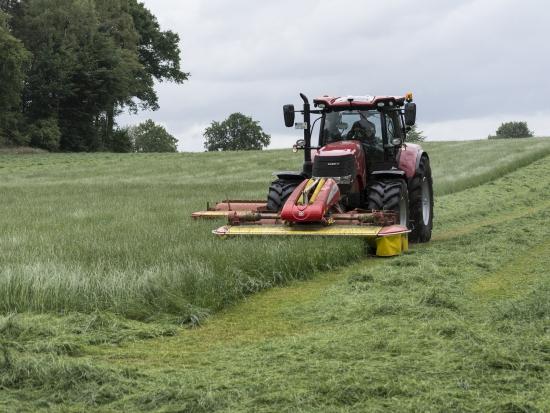 Prevence škod působených zvěří a na zvěři při zemědělském hospodaření