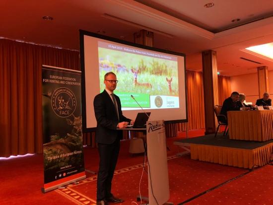 Nastavení priorit pro myslivost a ochranu přírody: Zasedání členů FACE 2019