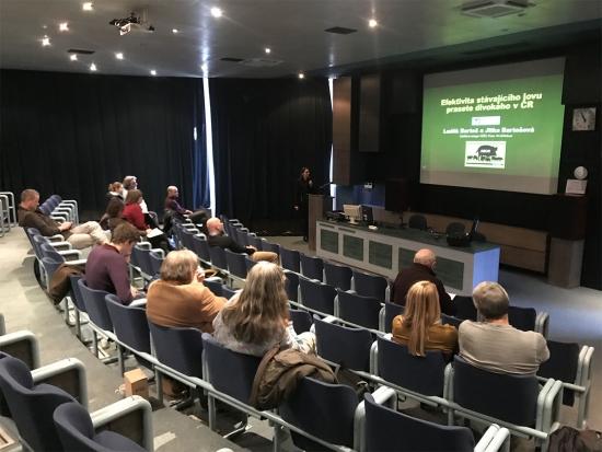 Pracovní seminář o prevenci šíření AMP u černé zvěře