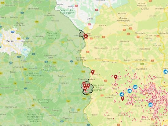 Africký mor prasat na východě Německa se dál šíří