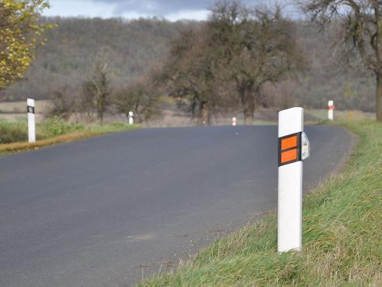 Německo: Nové typy plašičů u silnic